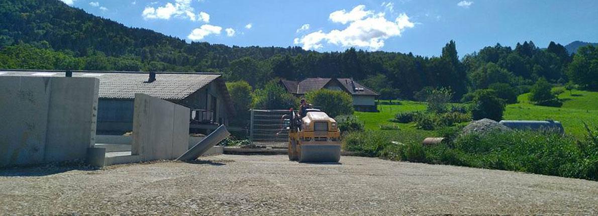 Vibert & Fils - Travaux publics à Albertville en Savoie