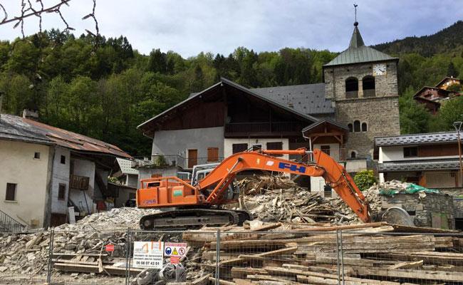 Vibert & Fils - Travaux de démolition